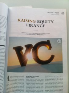 "Article as Published in ""Accountancy Ireland"", June 2013"