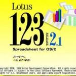 Lotus 1•2•3